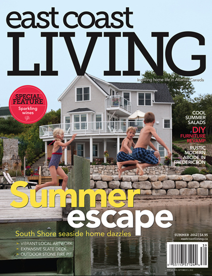 East Coast Living, Summer 2012