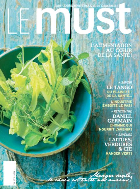LE Must, June 2012. Redactrice: Yacka Simard. Directrice artistique: Lyne Gosselin. Avec contributions par Marjolaine Jetté, Martin Lemire, Marion Renard, Maxime Canton
