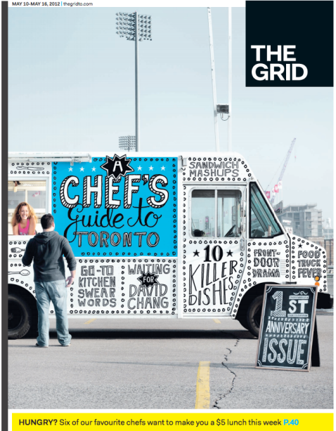 The Grid, May 10, 2012. Editors: Laas Turnbull, Lianne George. Art Director: Vanessa Wyse. Including contributions from The Grid staff and contributors.
