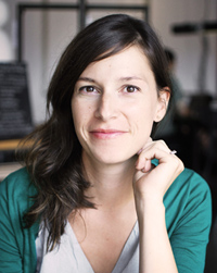 Isabelle Arsenault (photo: Martine Boisvert)