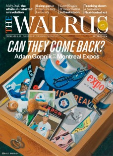 "Brian Morgan, Art Director, John Macfarlane, Editor: ""Can They Come Back?"" The Walrus"