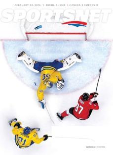 "Jaime Hodgson, Art Director, John Intini, Editor: ""Winter Olympics"", Sportsnet"