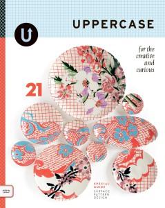 UPPERCASE - Published by UPPERCASE Publishing, Inc.,  Janine Vangool, Editor & Art Director