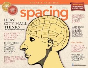 Matthew Blackett, Editor and Art Director The City Hall Issue Spacing