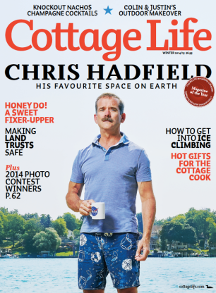Cottage Life Published by Cottage Life Media, a division of Blue Ant Media Partnership