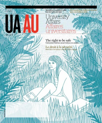 SILVER: University Affairs, November 2014