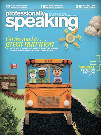 SILVER: Professionally Speaking, September 2014