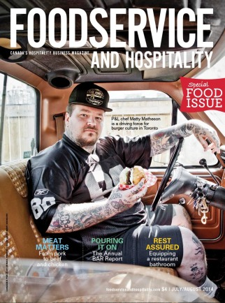 GOLD: Foodservice & Hospitality, July/August 2014