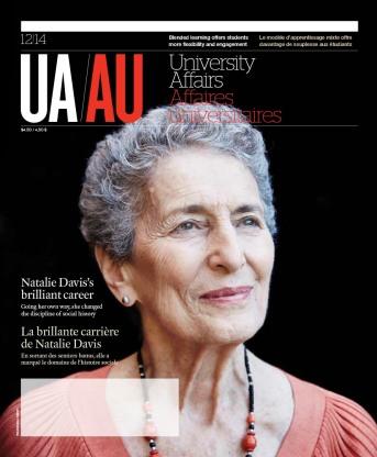 Magazine of the Year (Professional): University Affairs