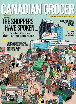 Magazine of the Year (Trade): Canadian Grocer