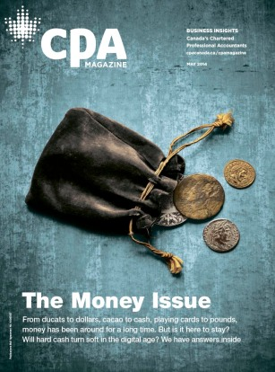 GOLD: CPA Magazine, May 2014