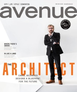 Avenue Edmonton, 1 of 3 finalists for Alberta Magazine of the Year