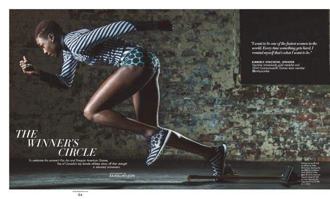 S: Magazine