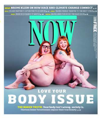 Love Your Body Issue NOW Magazine